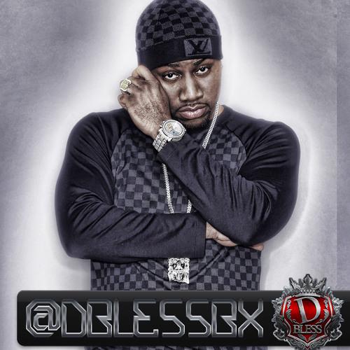 D-BLESS aka MSG ft Bobby V - Fugitive