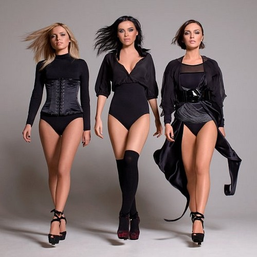 Serebro -No time (Ne vremya) by Serebro