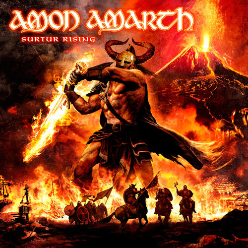 Amon Amarth's avatar