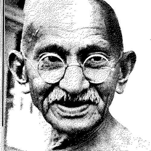 gandhi's avatar
