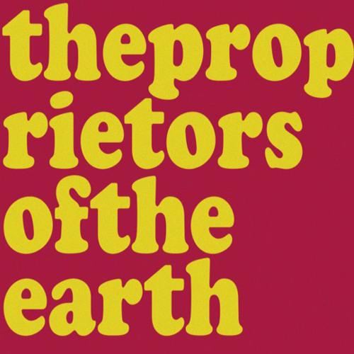 Proprietors of the Earth's avatar