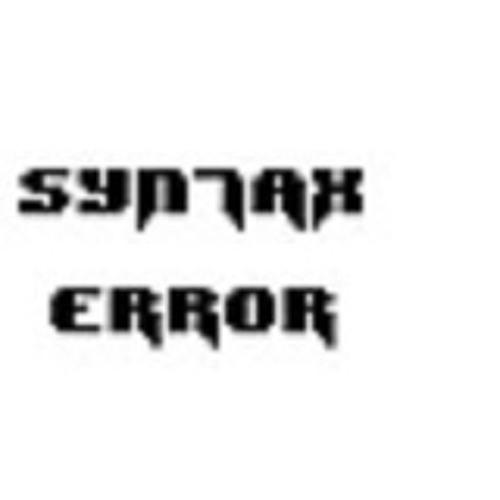SYNTAX-ERROR's avatar