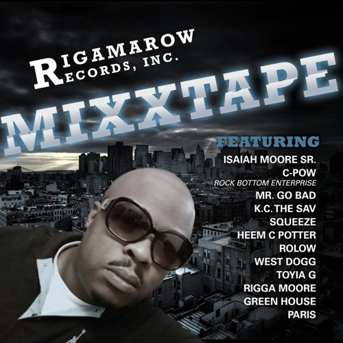 Rigamarow Records Inc.'s avatar