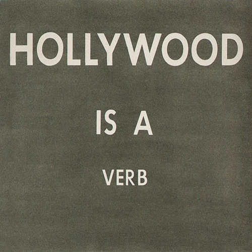 Hollywood Is A Verb's avatar