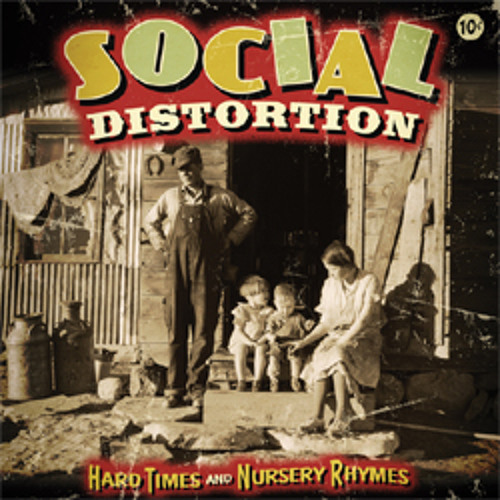 Social Distortion's avatar