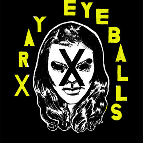 "Xray Eyeballs - ""MY STRANGE""  demo"