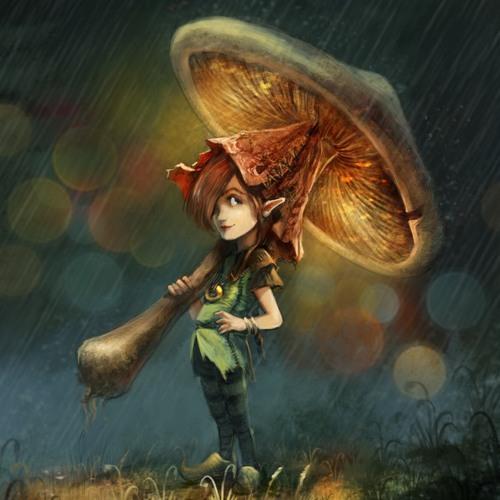 Zoomashroom Laudi's avatar