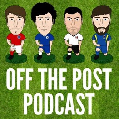 Off The Post Podcast's avatar
