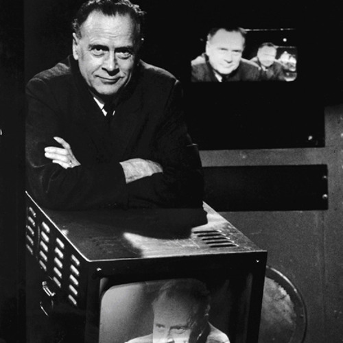 McLuhan and Parker Through The Vanishing Point by Lewis Kaye