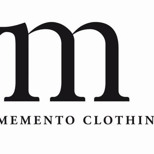 Memento Clothing's avatar