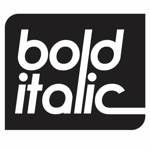bolditalic's avatar