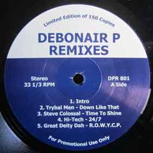 Debonair P's avatar