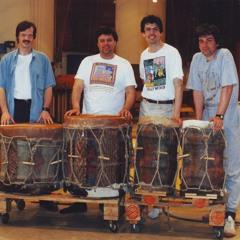 Steve Reich: Mallet Quartet (2009)
