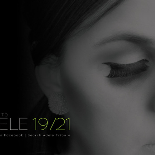 19/21 Adele Tribute's avatar