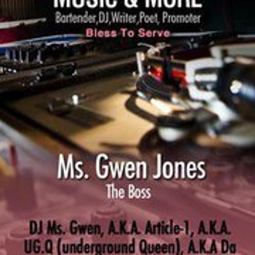 DJ MS. GWEN's avatar