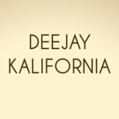 DeejayKalifornia's avatar