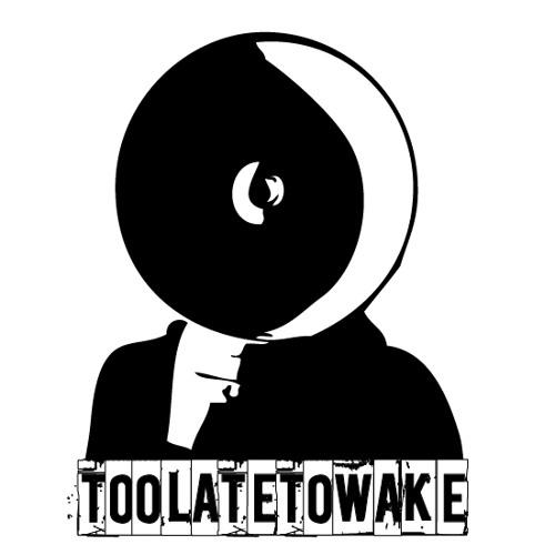 Too Late To Wake's avatar