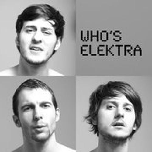 WhosElektra's avatar