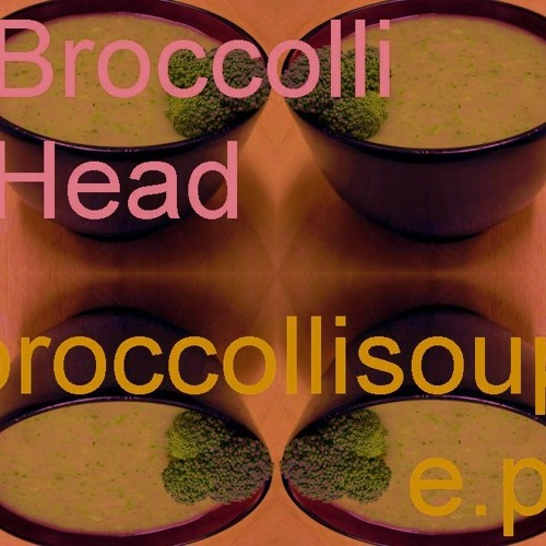 Broccolli head - room to think