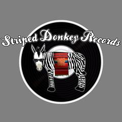 striped donkey