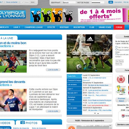 Olympique et Lyonnais's avatar
