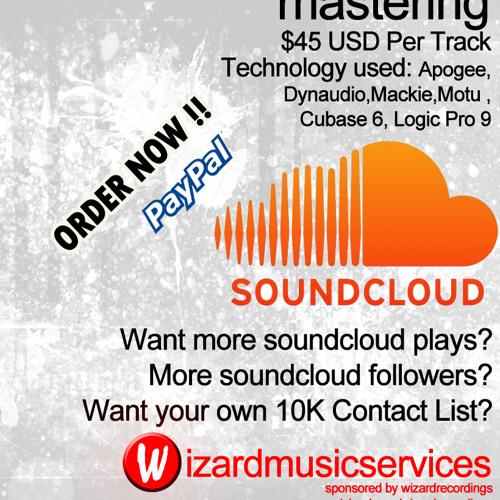 Wizard Music Services's avatar