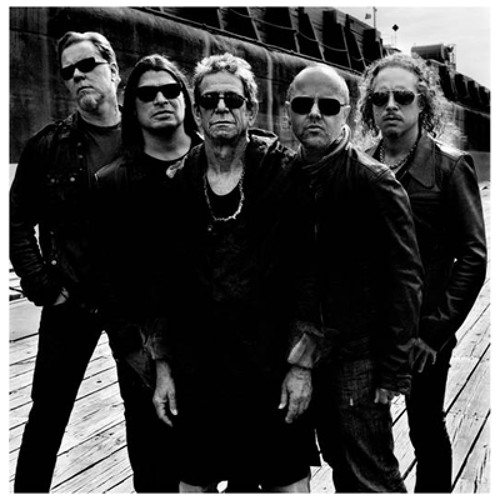 Lou Reed & Metallica's avatar