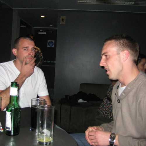 Peter Lewis & Sam K's avatar