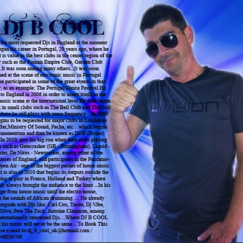 DJ B Cool  ( UK)'s avatar