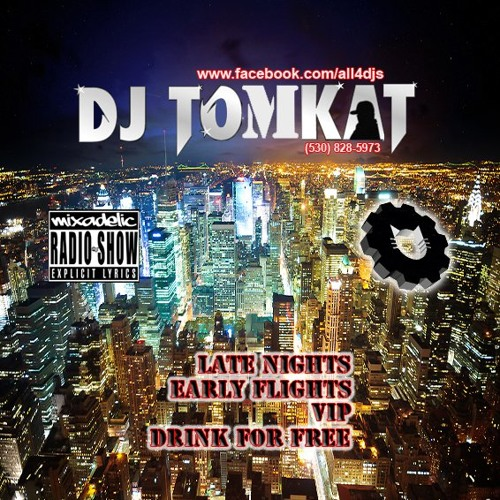 DJ Tomkat's avatar