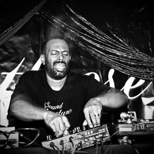 Theo Parrish live @ Palace, St. Gallen (CH) 30.09.2011