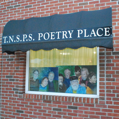 Featuring Mr. Phil Asaph at the Poetry Place in Patchogue, NY