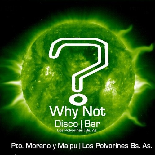 Why Not? Disco-Bar's avatar