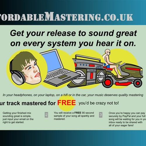 affordablemastering's avatar
