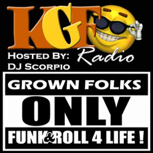 KGFO fm With DJ Scorpio's avatar