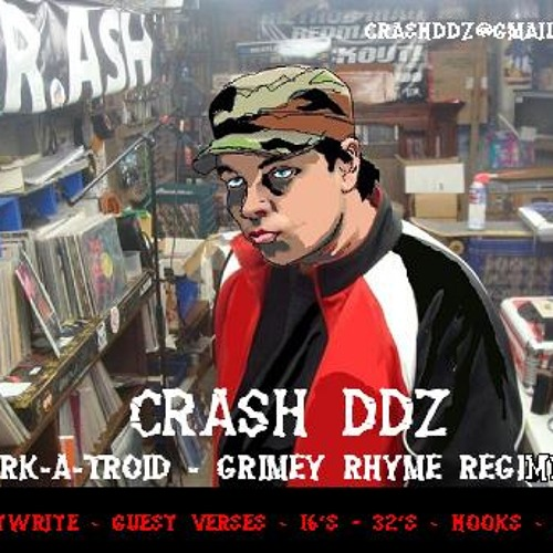 Lord Finesse vs crash ddz G.O.A.T.S. in the shell beat