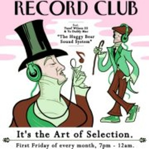 The Gents Record Club's avatar