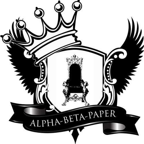 ALPHA-BETA-PAPER's avatar
