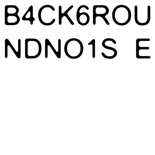 B4CK6ROUNDNO1SE's avatar