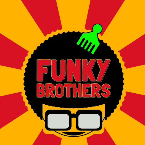 Funky Brothers - Black but sweet