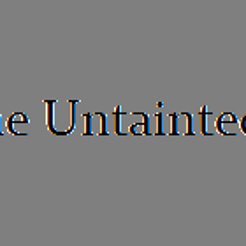 The Untainted's avatar