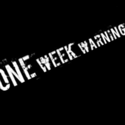 One Week Warning's avatar