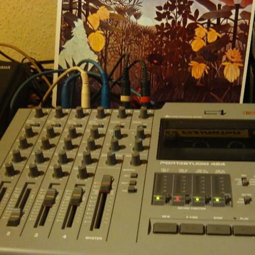 Cassette Tape Echo Experiment
