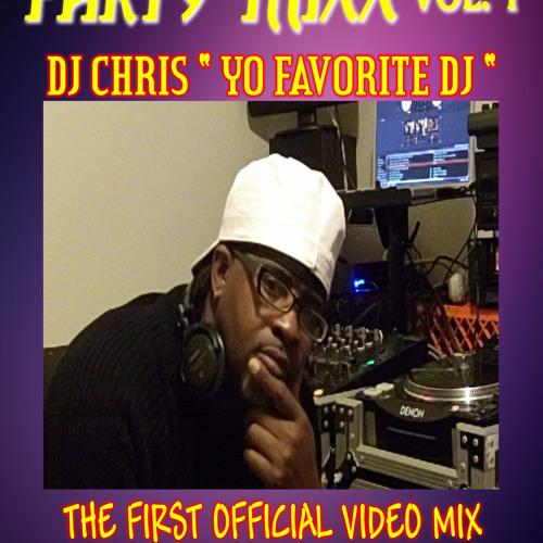 01 DJ CHRIS YO-FAVORITE DJ MINI-MIXX