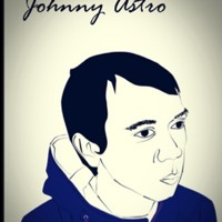 Johnny Astro The Intro (The Kingdom Burns) Artwork