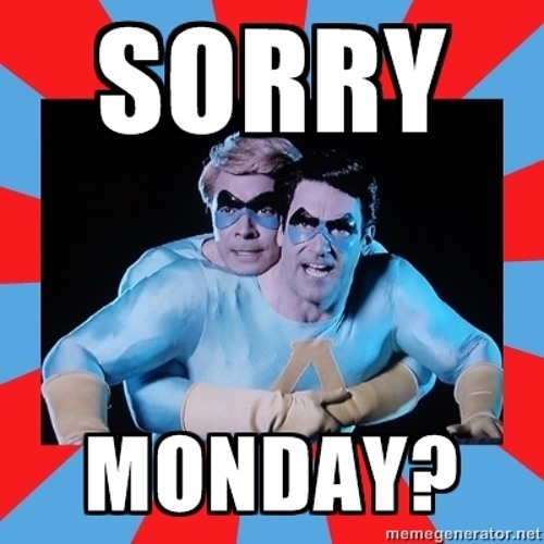 SorryMonday?'s avatar