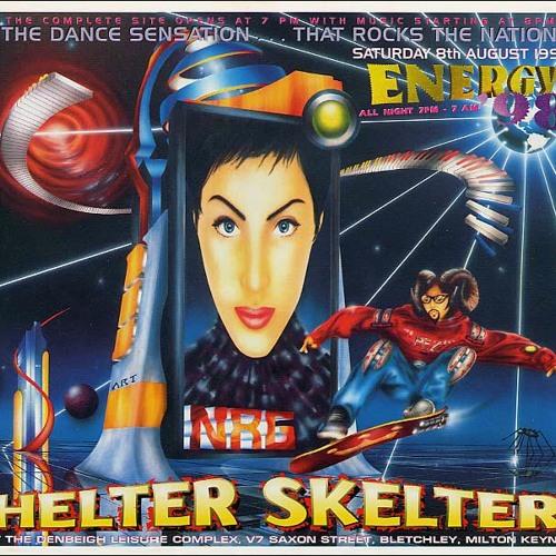 Nicky Blackmarket - Helter Skelter 'Energy 98' - 08.08.1998