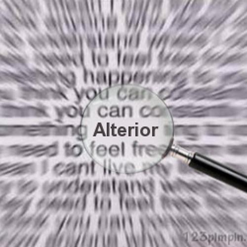 Alterior's avatar