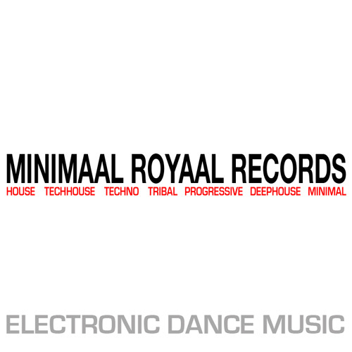MINIMAAL ROYAAL RECORDS's avatar