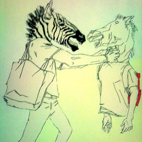 zebra kills horse's avatar